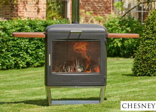 Chesneys HEAT - Garden Party - The Garden Party provides a gourmet experience of the highest quality for even large groups of your friends and family.  <strong>AVAILABLE TO BACKORDER FOR SEPTEMBER DELIVERY</strong>
