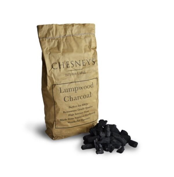 Chesneys HEAT Charcoal 10kg - Chesney's Charcoal 10kg