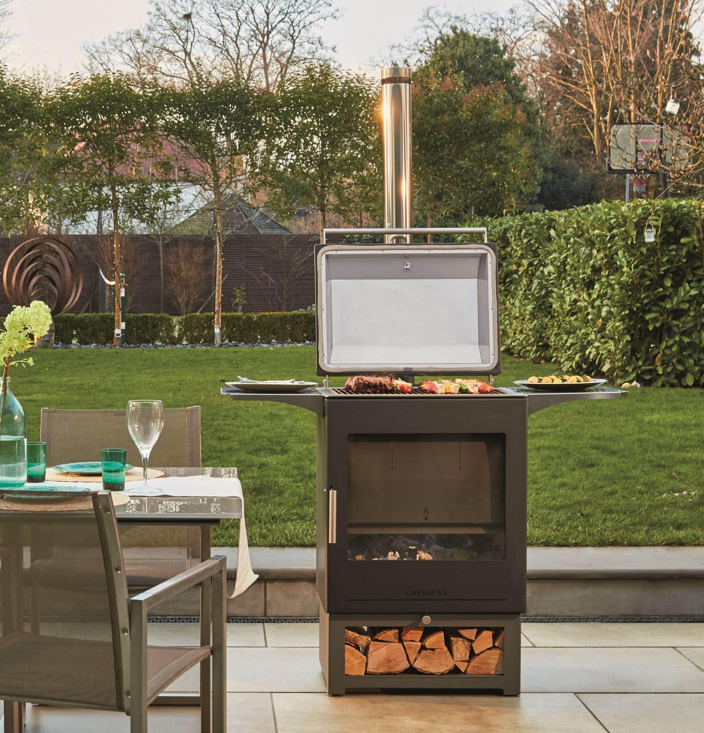 Chesneys Heat & Grill - Patio Heater & BBQ