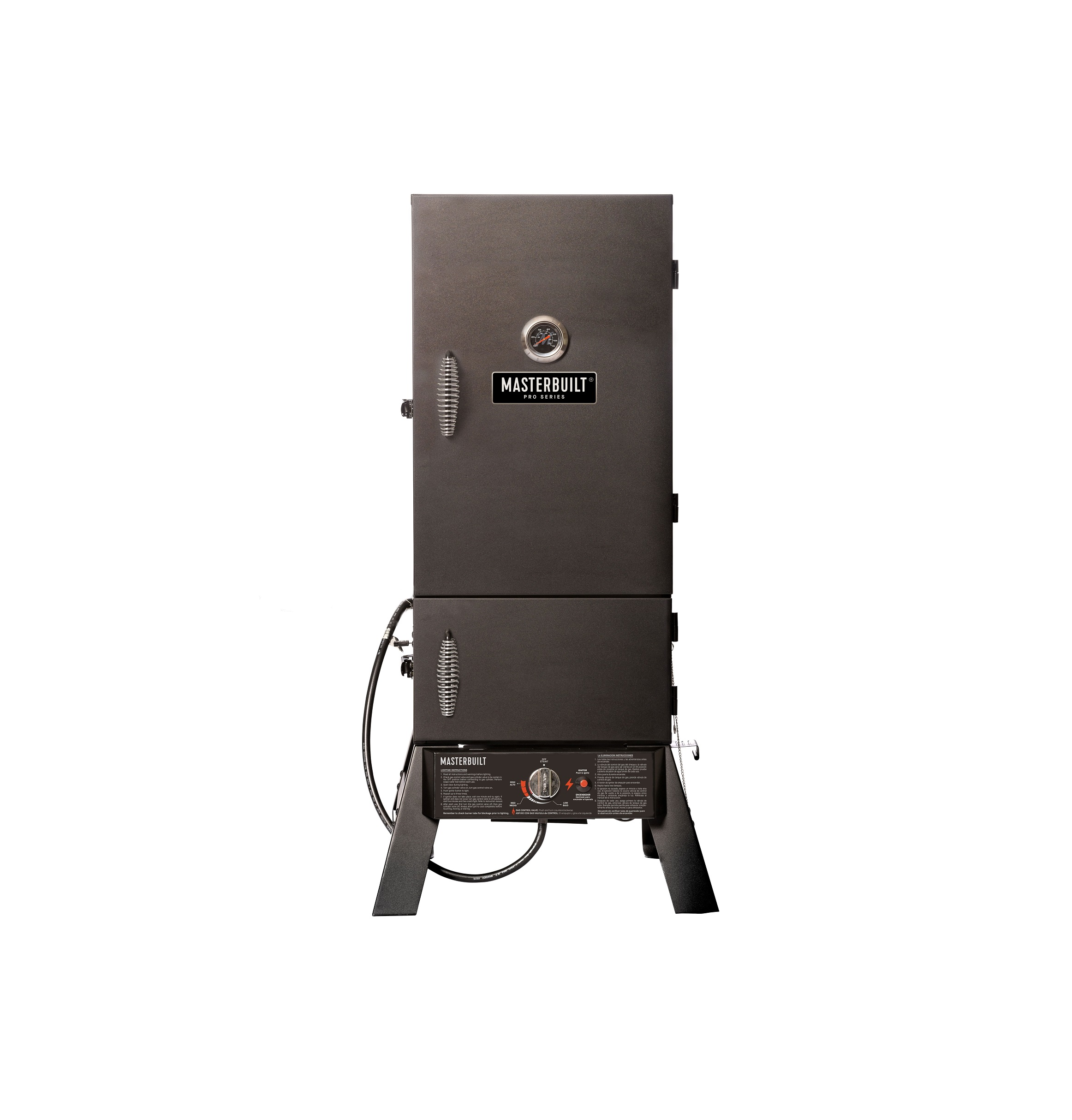 Masterbuilt Pro Series Dual Fuel Smoker