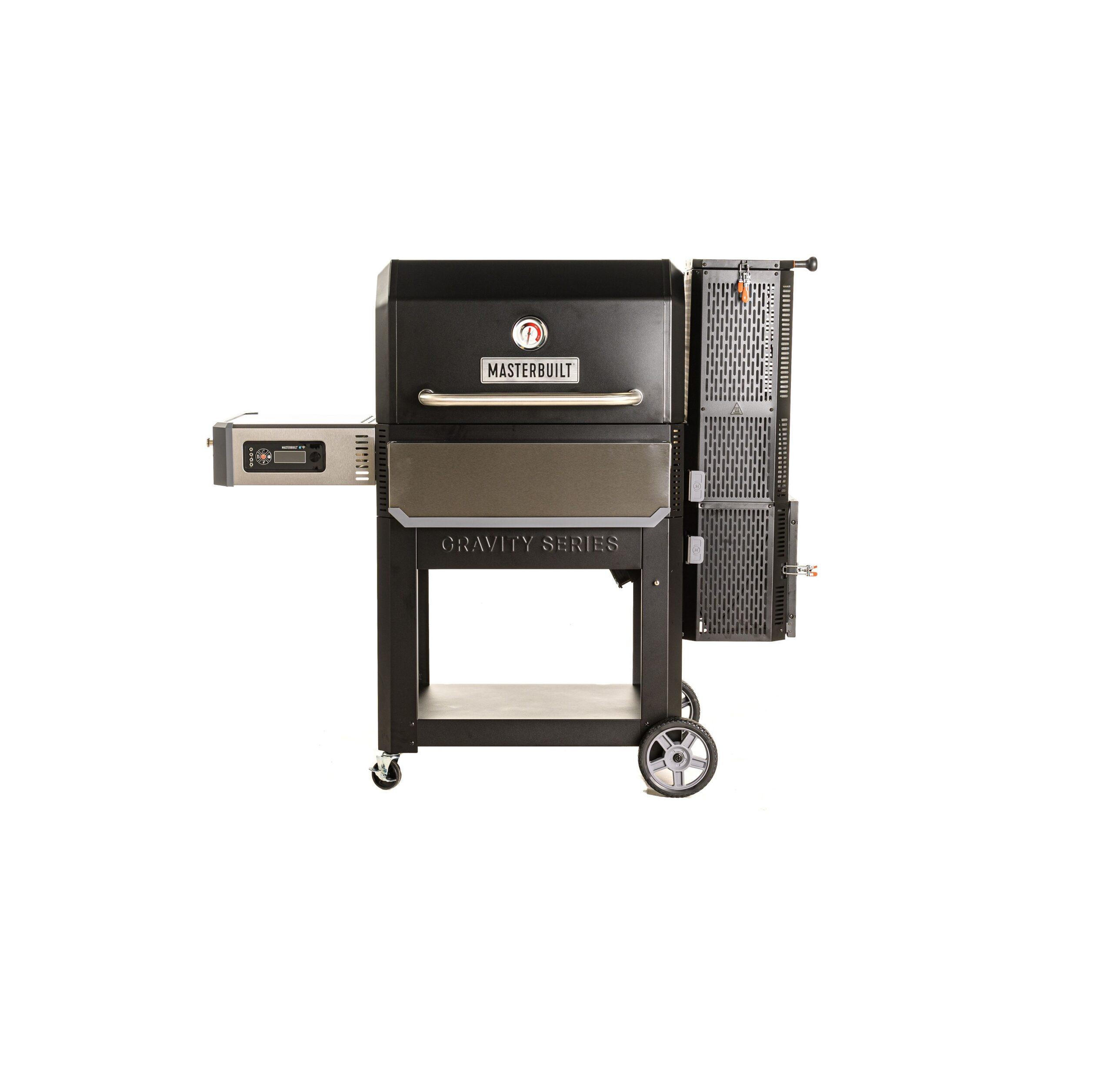 Masterbuilt Gravity Series 1050 Digital Charcoal Grill & Smoker