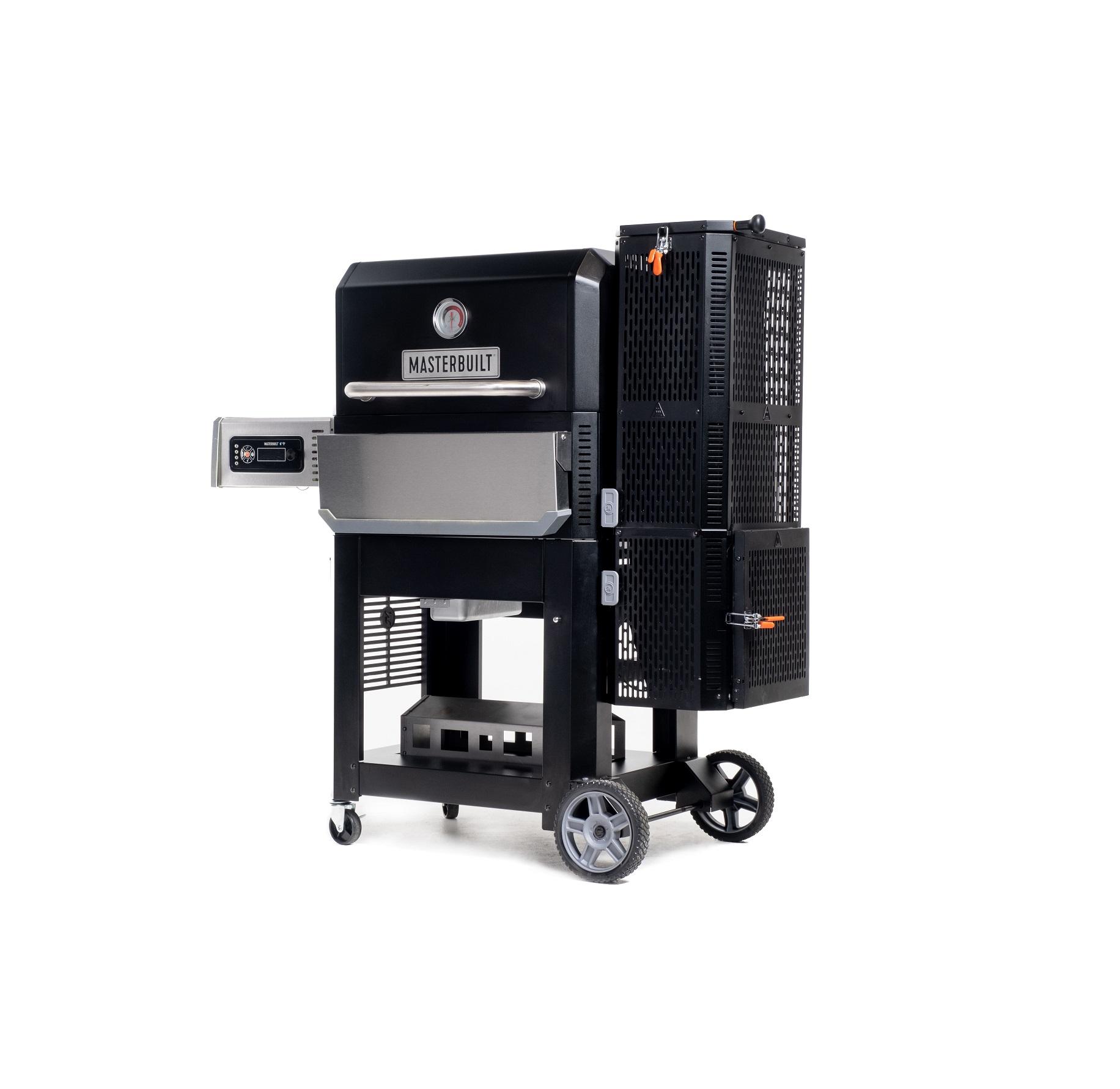 Masterbuilt Gravity Series 800 Digital Charcoal Grill & Smoker