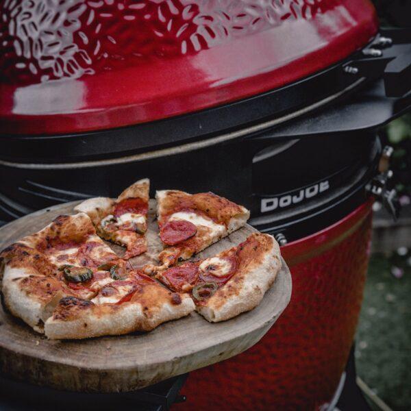 Kamado Joe DoJoe Pizza